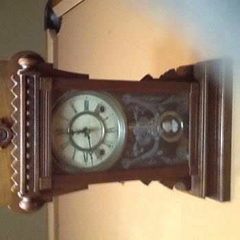Waterbury mantel clock? - Clocks