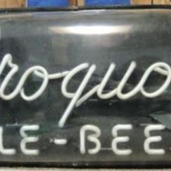 Iroquois Neon - Signs