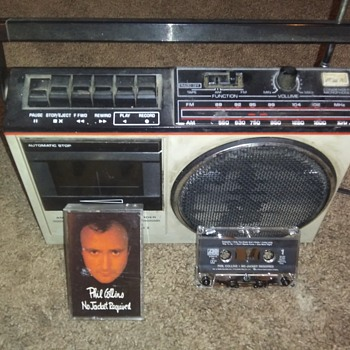 CASSETTE TAPE....#1 - Electronics