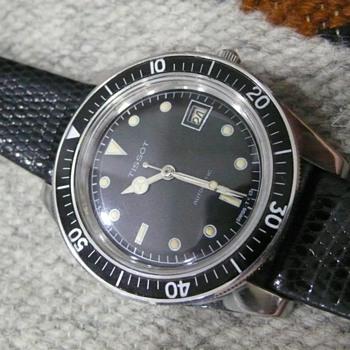 Vintage Tissot automatic 1963 - Wristwatches