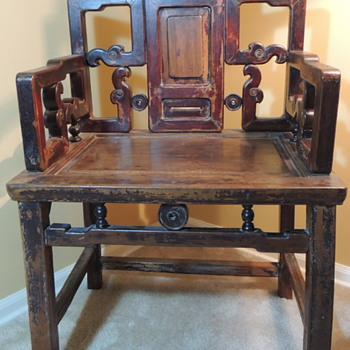 Chinese Chair - Furniture