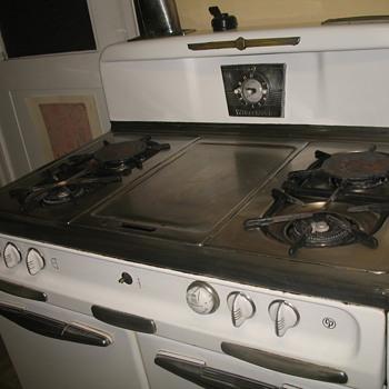 My Wedgewood oven