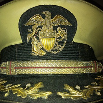 PHSCC Combination cover with stitched emblem. - Hats