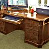 Seven Seas Executive Desk by Hooker Furniture