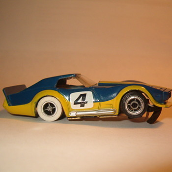 TYCO PRO II CORVETTE GT MINT! - Model Cars