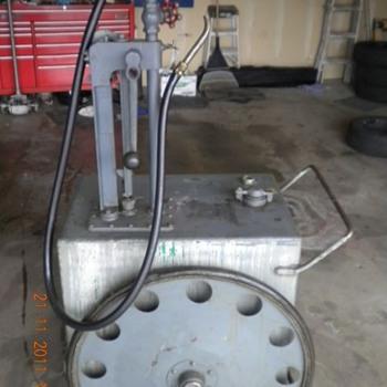 Gas Cart - Petroliana