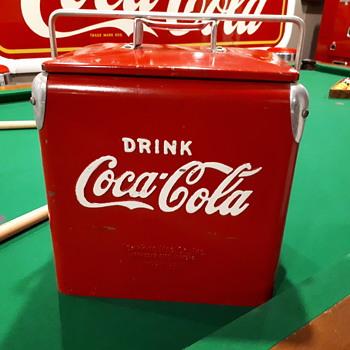 Temprite Jr. Coca Cola cooler - Coca-Cola
