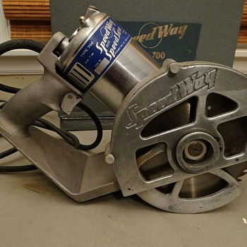 Speedway Type 700 Speedsaw - Tools and Hardware