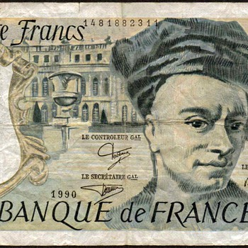 France - (50) Francs Bank Note