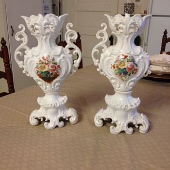 Vases Set - Pottery
