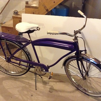 An Old Hudson Bike - Sporting Goods