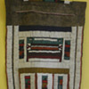 antique wedding apron for a bride from Zimbabwe