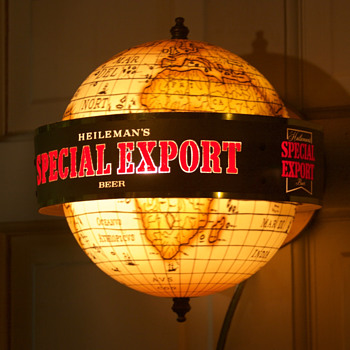 """Heileman's Brewing Company Promo for their """"Special Export Beer"""""""