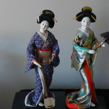 10 inchers  - Dolls