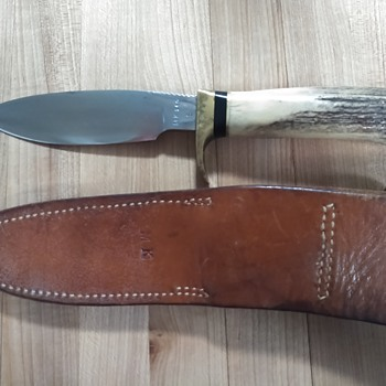 Unknown make hunting knife - Tools and Hardware