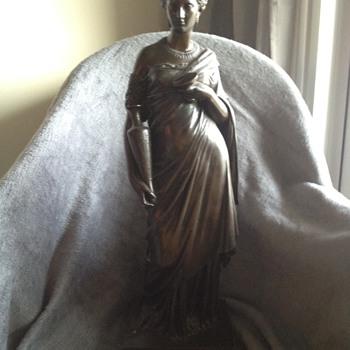 1864 French Bronze