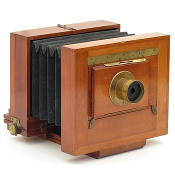 E.I. Horsman No. 33 Eclipse American Field Camera, c.1890 - 1900