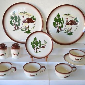My Brock Harvest Dinnerware Collection - China and Dinnerware