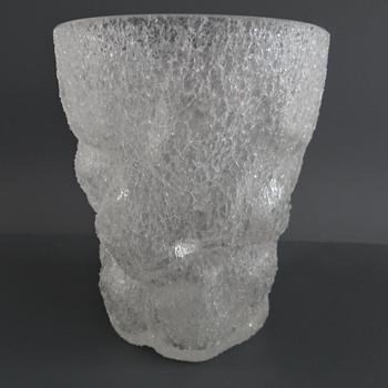 Pallme Koenig - Craquelé Eisglas - I. - Art Glass