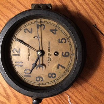 Maritime clock - Clocks