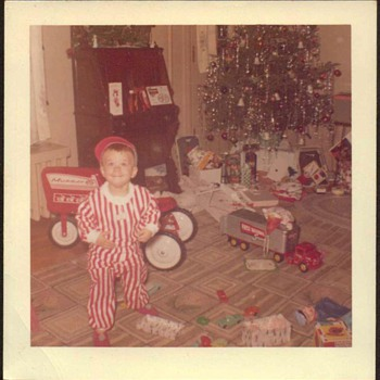 1960 - Family Christmas Photographs (1)