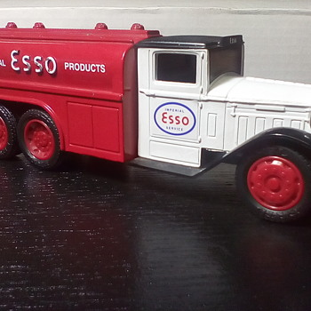Imperial Esso Tanker
