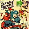 1st Silver Age Appearance of Captain America! Avengers #4!