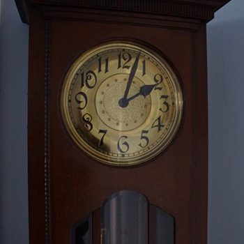 Hall Clock - Clocks