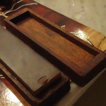 Industrial Knife Sharpner Vintage - Tools and Hardware