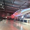 A tad bigger than what I normally collect, Concorde in the Filton Bristol Aerospace Museum, interesting site