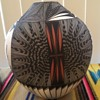 Acoma Artist Signed Hand Coiled Pot