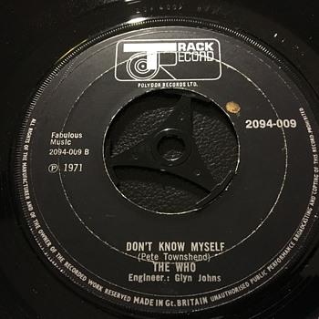 Old vinyl records  - Records