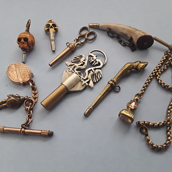Final lot of my pocket watch keys  - Pocket Watches