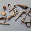 Final lot of my pocket watch keys