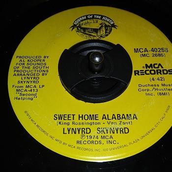 45 RPM SINGLE...#1 - Records