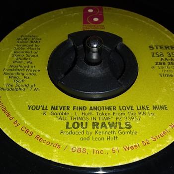 45 RPM SINGLE....#220 - Records