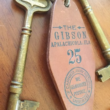 The Gibson Hotel - Advertising