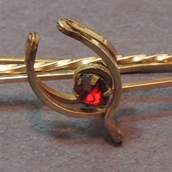 Wishbone Charm - Costume Jewelry
