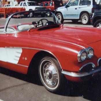 1959 Corvette - Classic Cars