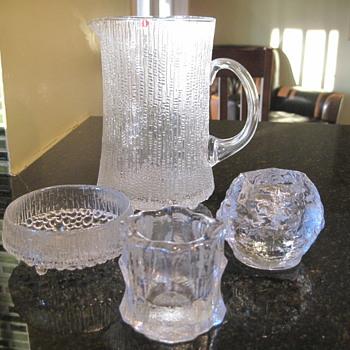 Crazy Scandinavian Week - Art Glass