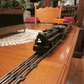 1950's Marx Train Set - Model Trains