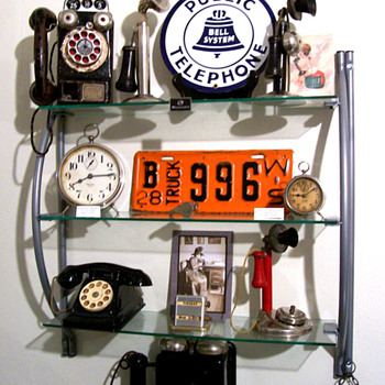 Telephone toys from the past.... - Telephones