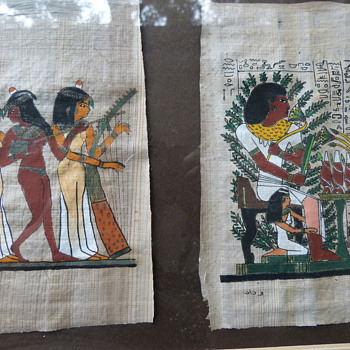 Egyptian Paintings - Posters and Prints