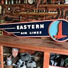 Vintage Eastern Airlines Sign