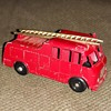 Making Merry Matchbox Monday MB-9 Merryweather Marquis Series III Fire Engine 1959-1966