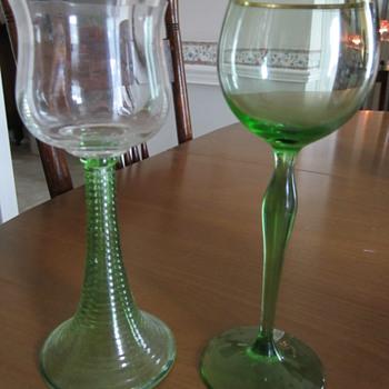 Goblets - Glassware