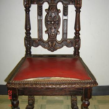 spanish renaissance maybe - Furniture