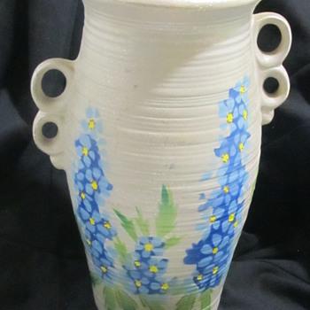 Persian England Vase  - Pottery