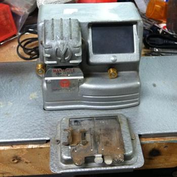 Mansfield 8mm Editor - Cameras