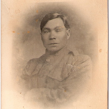 My Great Grandpa - Photographs